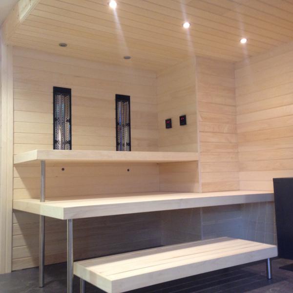 Sauna nach Maß in 4 Wochen - Scheimer A. Wellness Studio ...